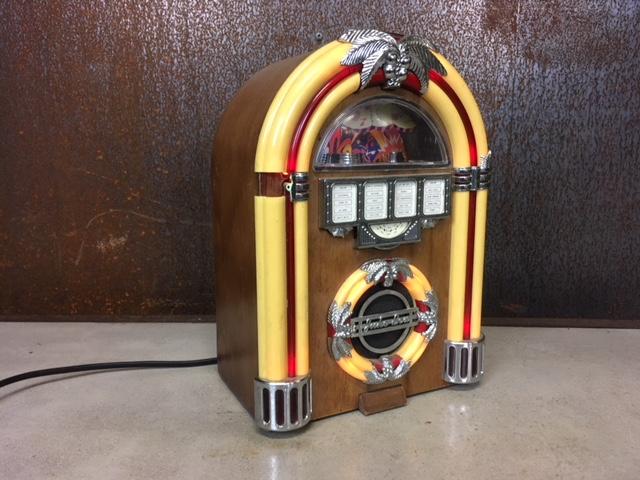 Mini Jukebox FM-radio